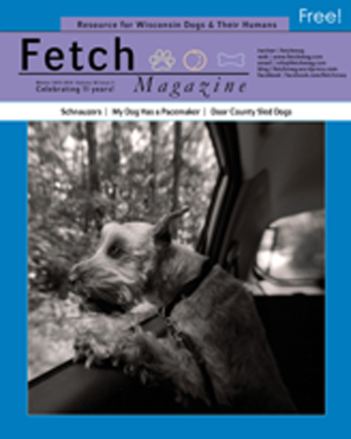 Latest issue of Fetch!